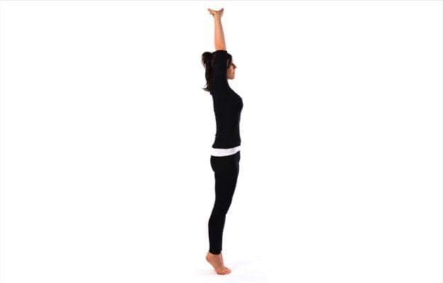Tadasana (Palm Tree Pose) meaning, steps, precautions and benefits