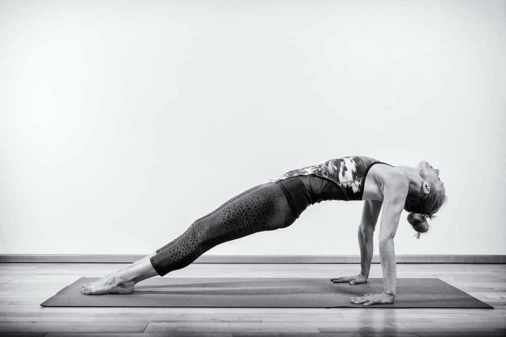 Purvottanasana (Upward Plank Pose) meaning, steps, precautions and benefits