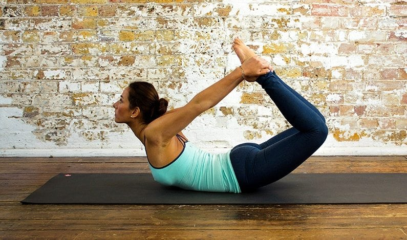 Dhanurasana (Bow Pose)meaning, steps, precautions and benefits