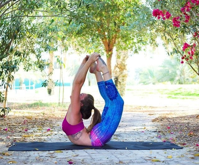 Purna Dhanurasana (Full Bow Pose) meaning, steps, precautions and benefits