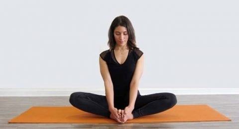 Titli Asana (Butterfly Pose) meaning, steps, precautions and benefits