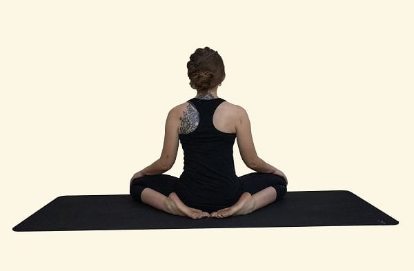 Bhadrasana (Gracious Pose) meaning, steps, precautions and benefits