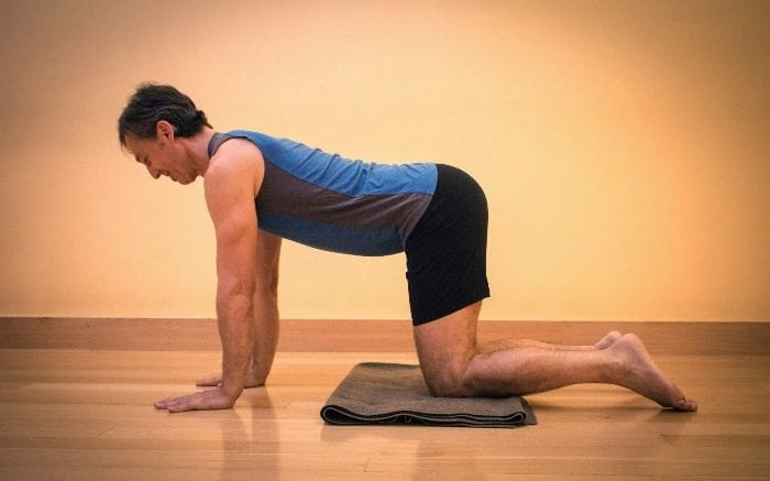 Vyaghrasana (Tiger Pose) meaning, steps, precautions and benefits