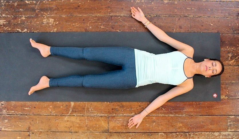 Shavasana (Corpse Pose) meaning, steps, precautions and benefits