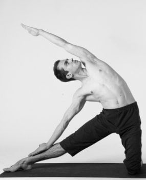 Parighasana (Gate Pose) steps, precautions and benefits