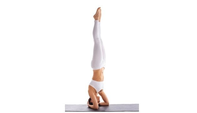 Shirshasana (Headstand Pose) steps, precautions and benefits