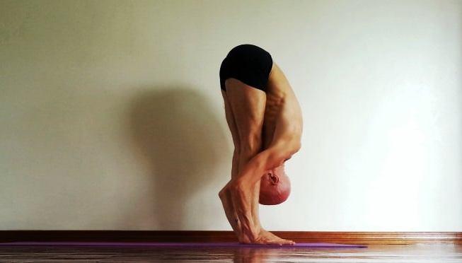 Uttanasana (Standing Forward Bend) steps, precautions and benefits