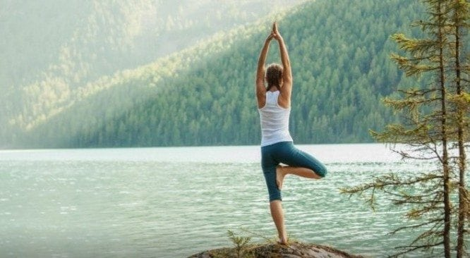 Vrikshasana (Tree Pose) steps, precautions and benefits