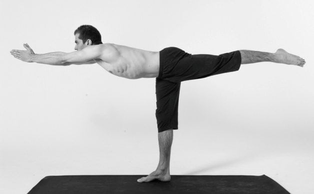 Virabhadrasana 3 (Warrior Pose 3) steps, precautions and benefits