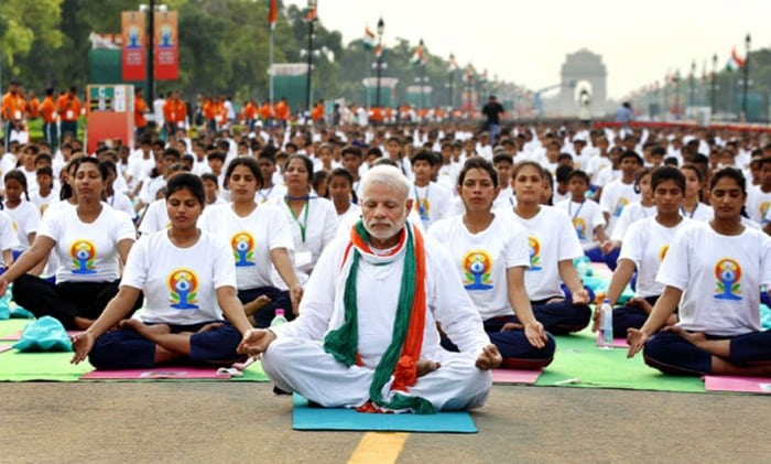 International Day of Yoga: The Union of World