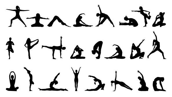 Influence Of Different Groups Of Yoga Asanas On The Body Finess Yoga
