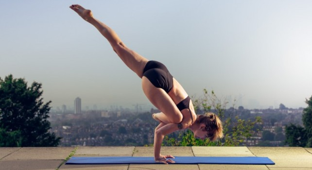 Influence of different groups of yoga asanas on the body