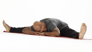 Russell Simmons yoga