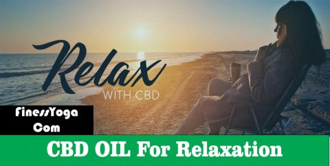 FinessYoga CBD Oil Relaxation