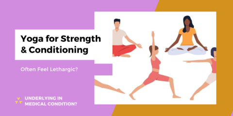 Yoga for Strength & Conditioning - Illustrator